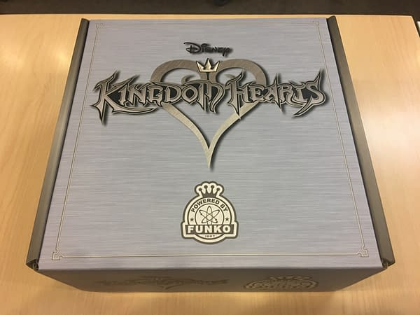 Kingdom Hearts Funko Gamestop Box