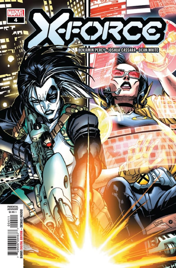 X-Force #4 [Preview]
