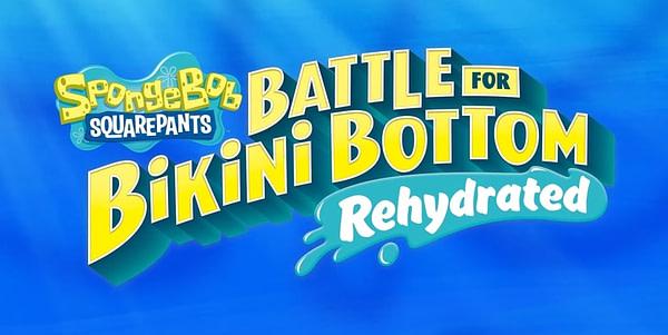 Spongebob Squarepants: Battle for Bikini Bottom - Rehydrated Revealed, gracieuseté de THQ Nordic