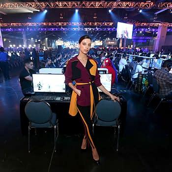 BlizzCon 2019 Interview: Angela Sarafyan From Westworld