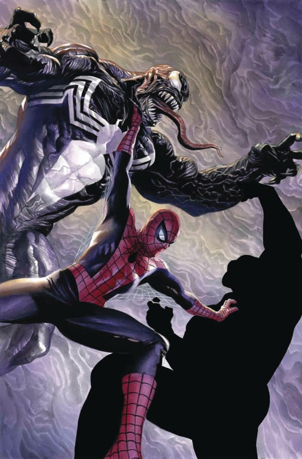 Mysterious Figure On Cover Of Amazing Spider-Man #792 Revealed, For Venom Inc (SPOILERS)