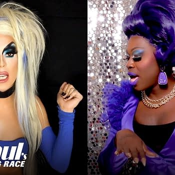 The Pit Stop s5e4 with Bob the Drag Queen and Alaska