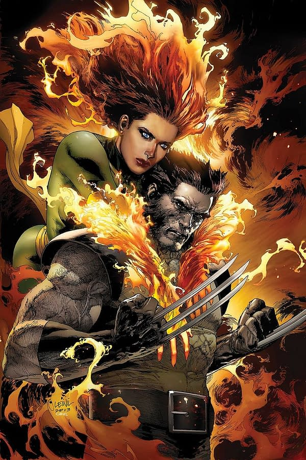 Phoenix Resurrection By Leinil Francis Yu For Marvel Comics Coming In December?