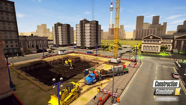 """Construction Simulator 2"" Is Coming To The Nintendo Switch"