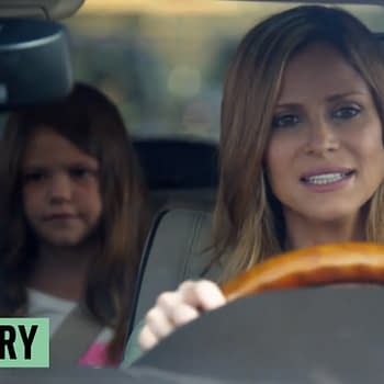 Andrea Savage stars in I'm Sorry, courtesy of truTV.