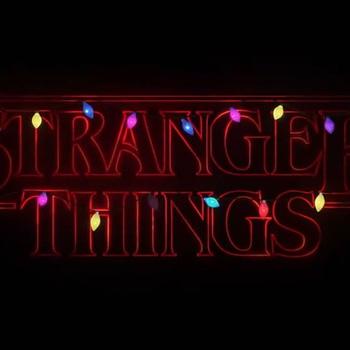 Stranger Things Kids Wrap Presents for Superfans