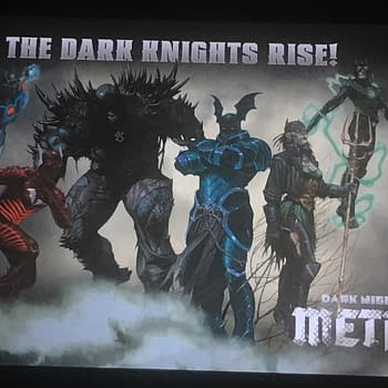 Dark Nights: Metal and Dark Matter Panel Talks Dark Multiverse Dangers