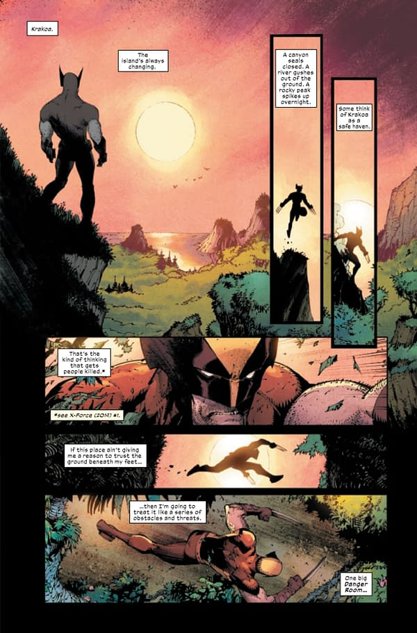 Wolverine #1 [Preview]