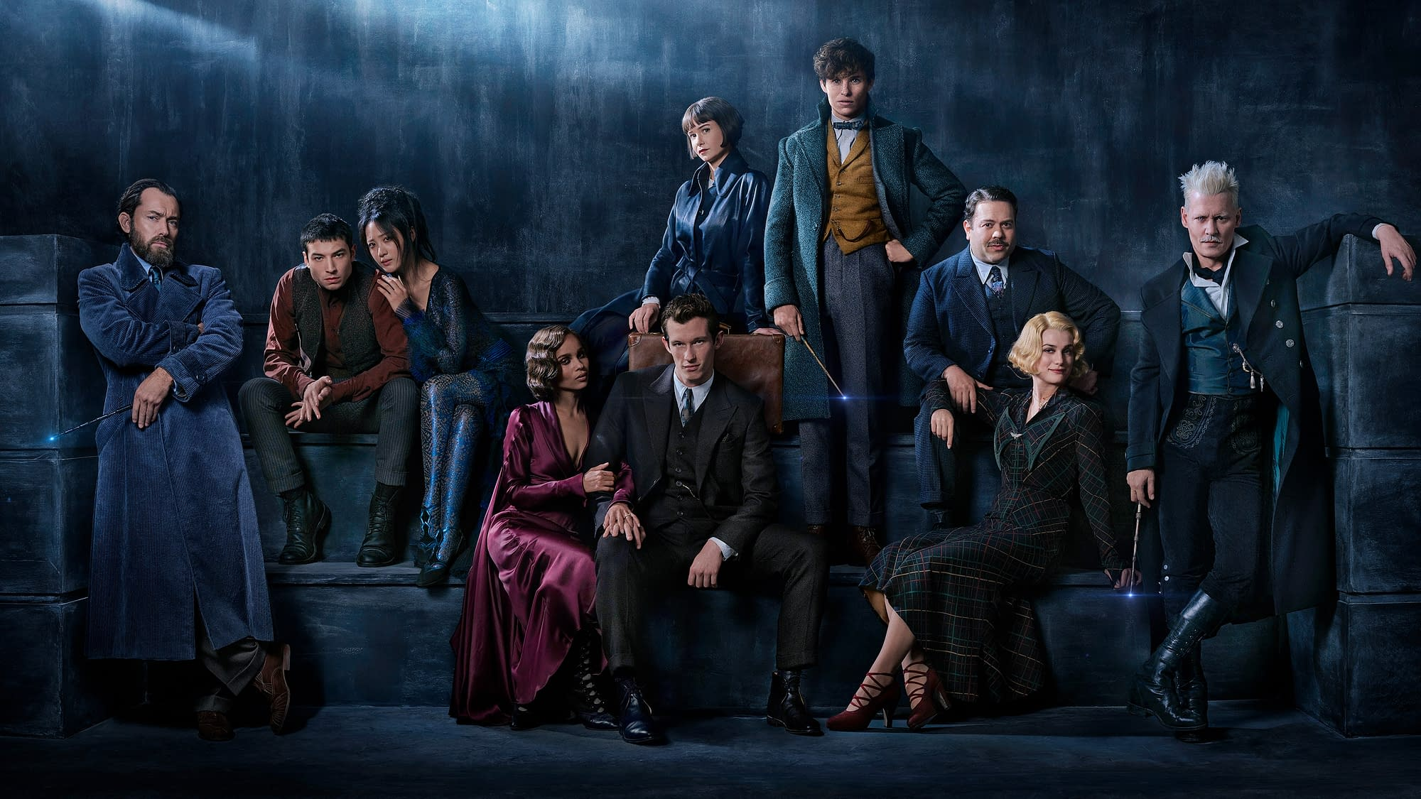 Fantastic Beasts: The Crimes of Grindelwald Producer Says This Sequel Is Better Than The First
