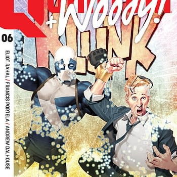 Quantum + Woody #6 Review: A Surprisingly Visceral Issue for the Comedy Series
