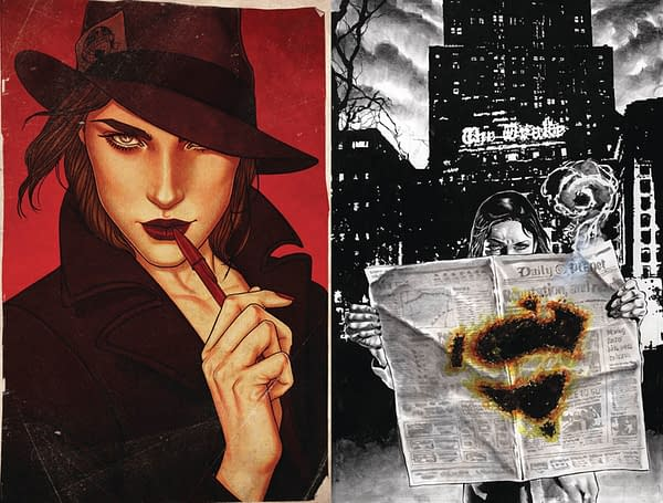 DC Comics Makes First Two Issues of New Lois Lane Comic Returnable