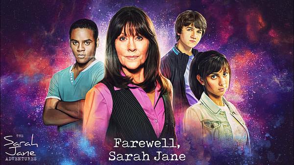 Adieu Sarah Jane révèle que Tegan et Nyssa sont un couple et plus encore.