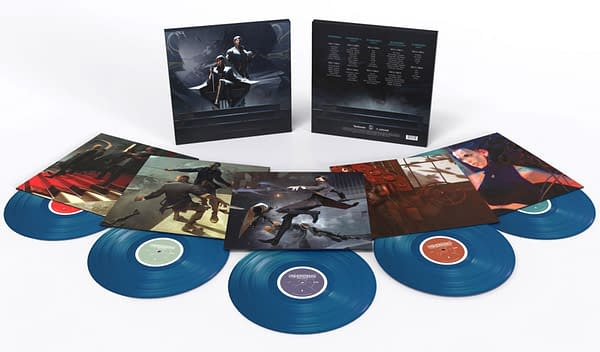 An overview of Dishonored: The Soundtrack Collection, courtesy of Laced Records.