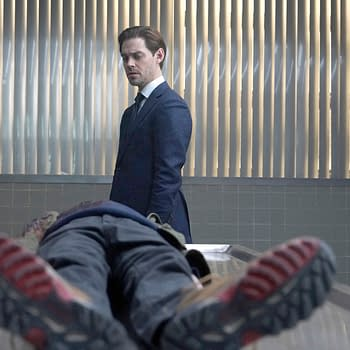 "Prodigal Son Episode 12 ""Internal Affairs"""
