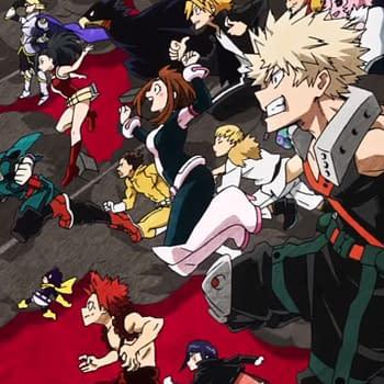 """My Hero Academia"" Season 4 Will Premiere at Anime Expo!"