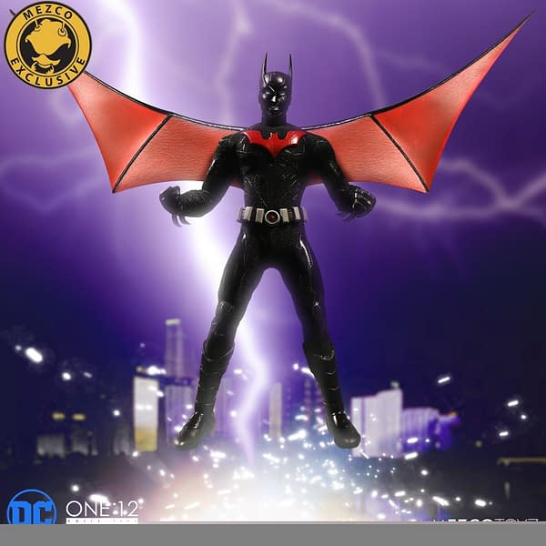 Batman Beyond One 12 Collective Figure Exclusive 4