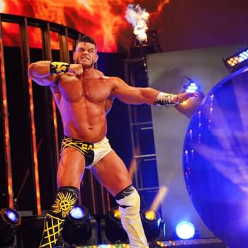 Brian Cage on AEW Dynamite [Photo Credit: AEW]