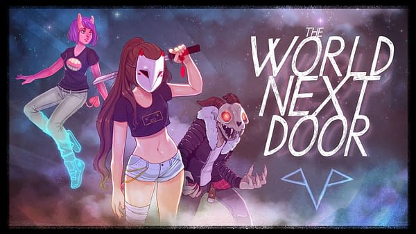 Puzzle Combat Galore with The World Next Door at PAX West