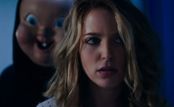 Jessica Rothe in Happy Death Day 2 U. Credit Universal:Blumhouse