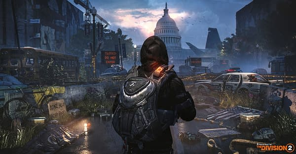 """""""The Division 2"""" Is Getting A Snowball Holiday Event"""