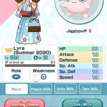 Pokémon Masters Receieves A Ton Of New Summer Content