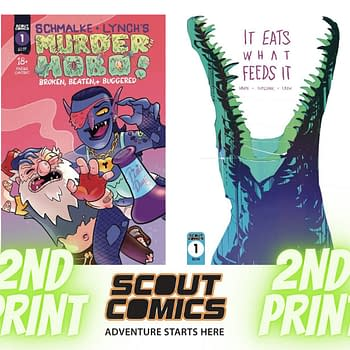 Scout Comics Makes Kickstarter Comics Into Hits Will Others Follow