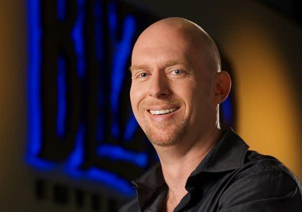 Blizzard Co-Founder Frank Pearce Announces Departure
