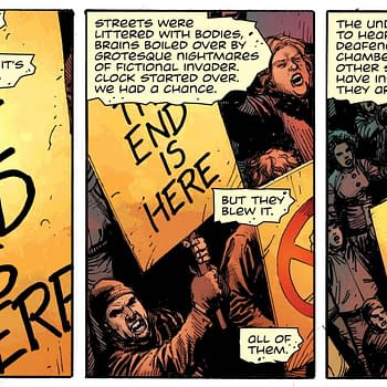 Doomsday Clock #12 &#8211 In Or Out Of Continuity