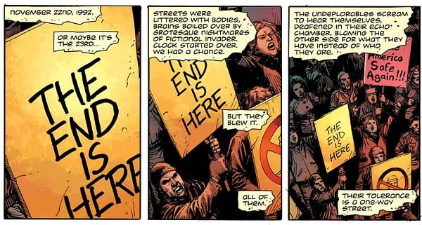 Doomsday Clock #12 – In Or Out Of Continuity?