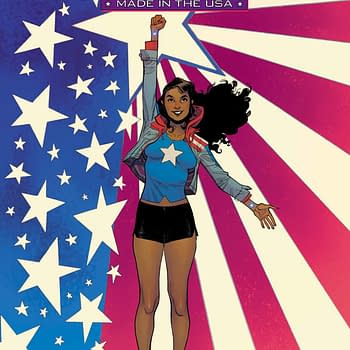 Miss America Returns in America Chavez: Made in the USA at Marvel in June