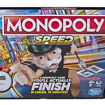 Hasbro Reveals Second Monopoly Title With Monopoly Speed