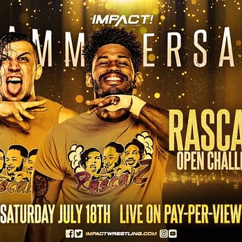 The Motor City Machine Guns Return: Impact Wrestling Slammiversary