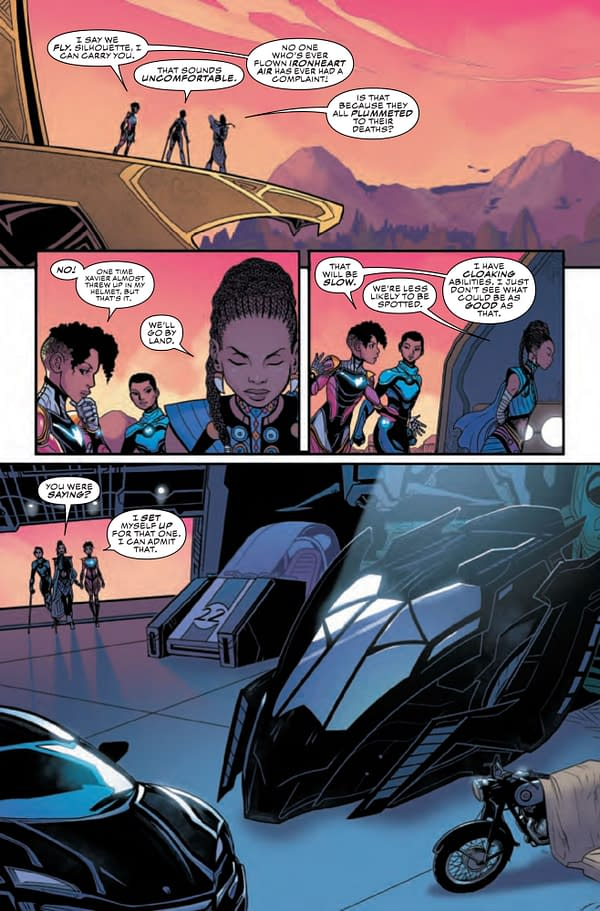 Ironheart #10 [Preview]