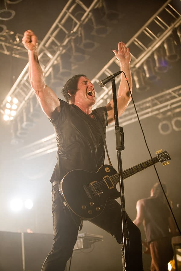 Trent Reznor Talks About Why He Left Beats / Apple Music