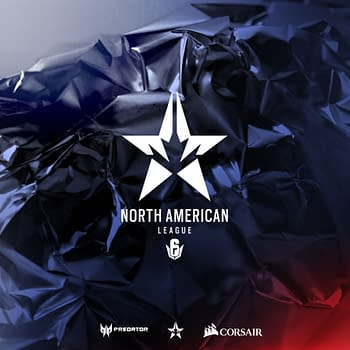 Rainbow Six Siege North American League Logo