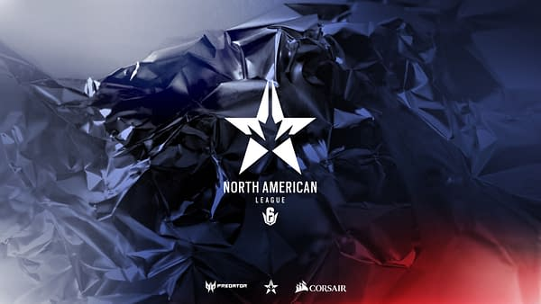 Rainbow Six Siege North American League Logo