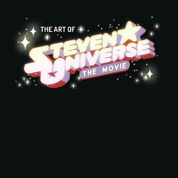 Dark Horse to Publish Steven Universe: The Movie: The Art Book