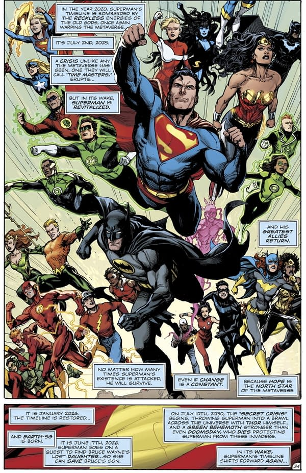 """""""What Is DC Comics' 5G?"""" The Story So Far..."""