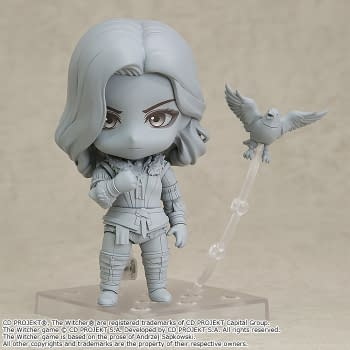 The Witcher Will Be Getting Another Nendoroid from Good Smile Company