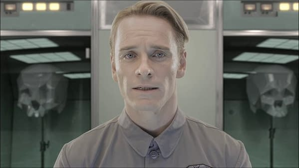 Prometheus Sequel Going Ahead – Jack Paglen Writing, Ridley Scott Might Not Direct