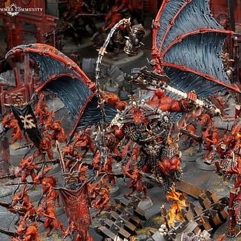 Warhammer 40,000's Psychic Awakening Buffs Chaos Daemons