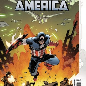 Empyre: Captain America #1 Review: The Events Best Tie-In