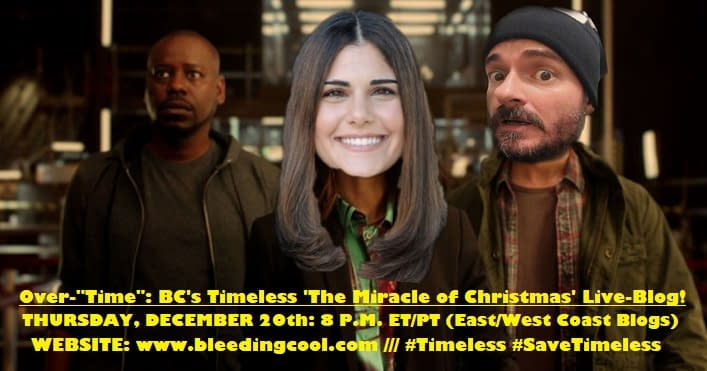 timeless miracle christmas review