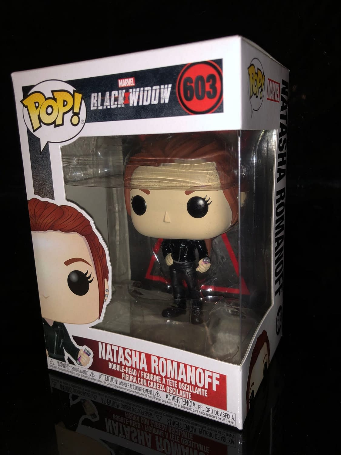 Black Widow Gets Her Own Line of Funko Pops [Review]