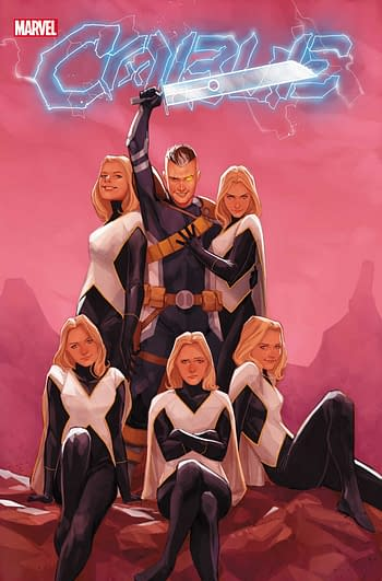 Y is for Empyre in Marvel Comics' Full April Solicitations