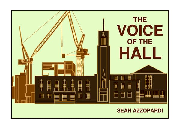 International Read Comics In Public Day – Voice Of The Hall by Sean Azzopardi
