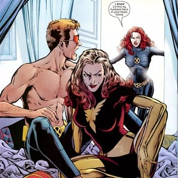 Marvel's Jordan White Wants an Archie-Style Love Triangle with Cyclops, Jean Grey, & Emma Frost