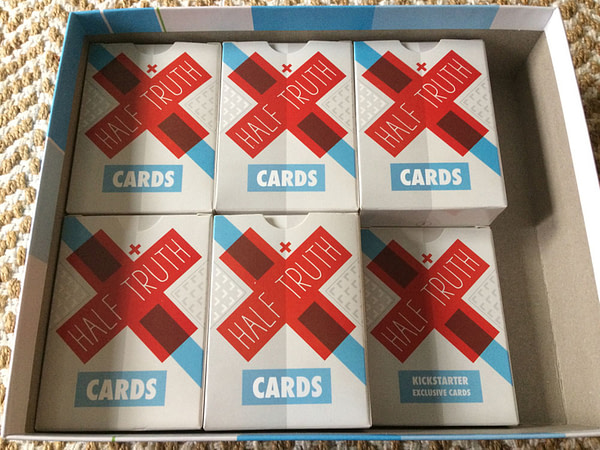 06 - Boîtes à cartes Half Truth