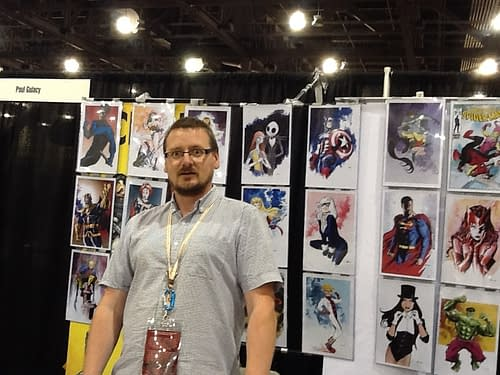Phoenix Comic Con Day One