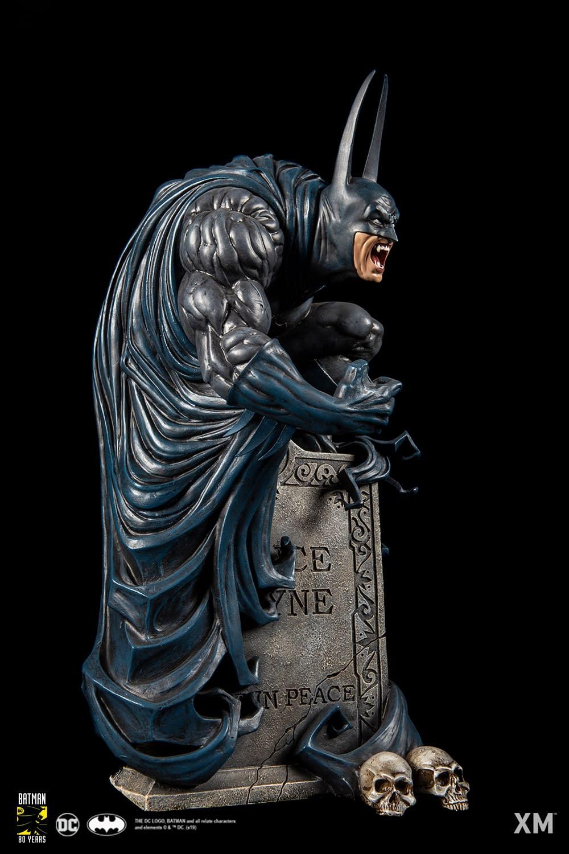 Batman Wants Your Blood in New XM Studios Statue